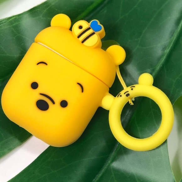 Other - Winnie The Pooh Air pod case